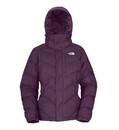 The North Face Women's Amore Jacket, crushed plum
